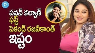 Lachi heroine 'Vennela' VJ Jayathi about Pawan Kalyan | Telugu Popular TV