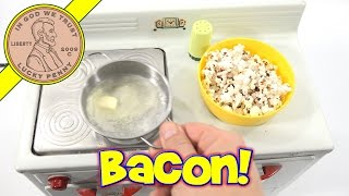 Popcorn & Butter Little Chef Kids Oven Mini Food Cooking