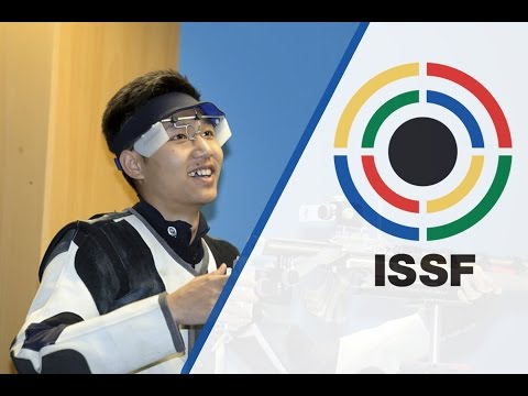 Finals 10m Air Rifle Men - 2015 ISSF Rifle and Pistol World Cup Final in Munich
