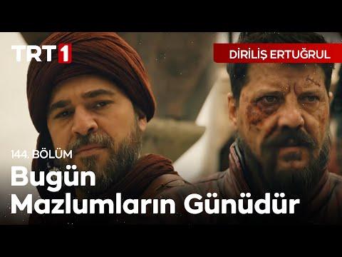 Diriliş Ertuğrul 144. bölüm Dragos'un Sonu