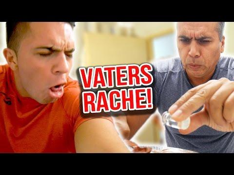 VATERS RACHE AN MIR! | PRANK