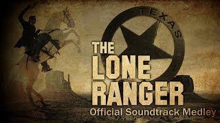 Hans Zimmer's The Lone Ranger OST (Soundtrack Medley)