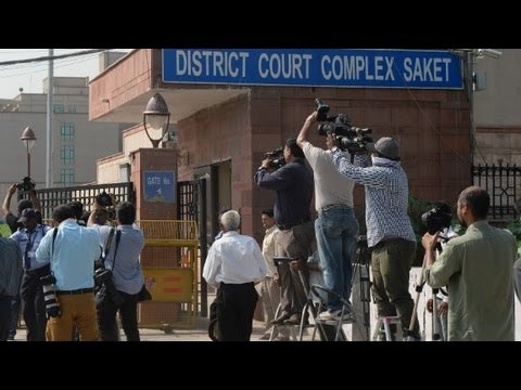 Four found guilty in India gang rape case