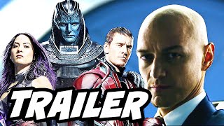 X Men Apocalypse Official Trailer Breakdown