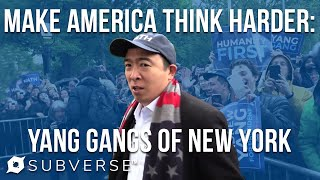 """""""Yang Gang"""" Explains Their Support for Andrew Yang's 2020 Presidential Run"""