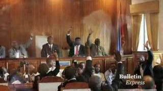 Woman Chosen As Haiti Prime Minister Nominee