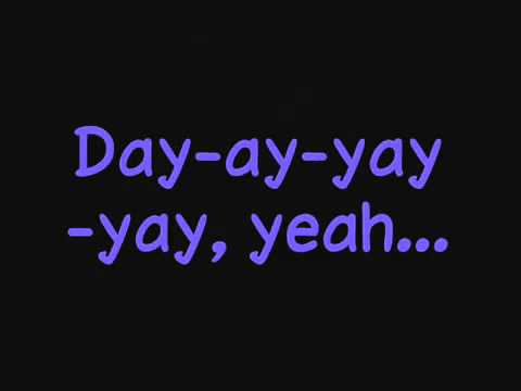 Cody Simpson All Day Lyrics video