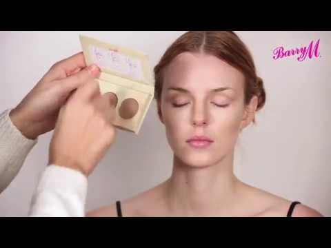 How to Contour Using Barry M's Chisel Cheeks Contour Kit