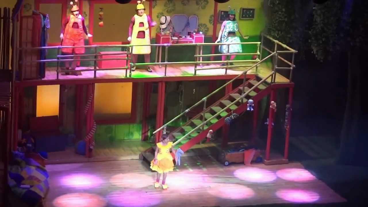4 5 topa muni y clarilu abc el teatro gran rex febrero for Cancion el jardin de clarilu