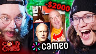 We Paid Celebrities on Cameo to say...