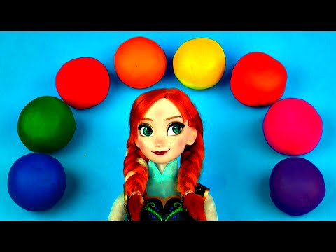Disney Frozen Play-Doh Surprise Eggs Cars 2 Toy Story Spongebob...