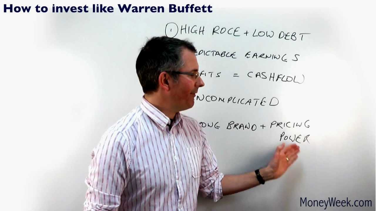 Buffettology and Stock Selection