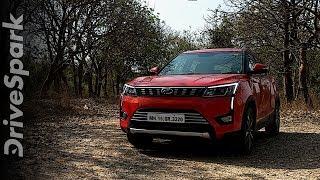 Mahindra XUV300 Petrol Review In Hindi - Walkaround | महिंद्रा XUV300 पेट्रोल रिव्यू