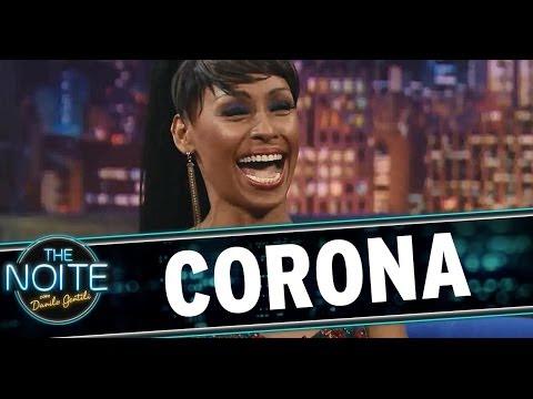 The Noite 24/04/14 - Corona (íntegra)