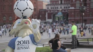 Russia gets set to host World Cup as costs soar