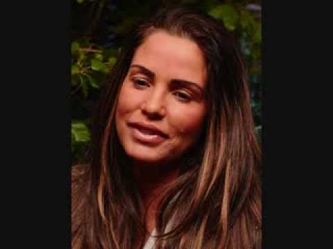 The Changing Face of Katie Price