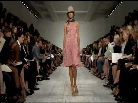 Ralph Lauren - Fashion Week, Spring 2010 Video