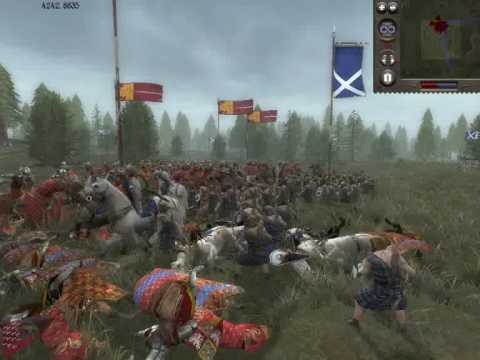 Medieval 2 - Total War - A great Battle with highest settings