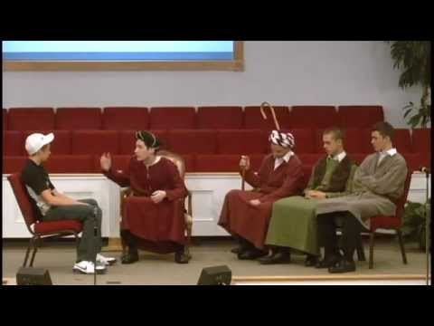 The Waiting Room - Performed by Emmaus Baptist Academy - 04/02/2013