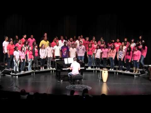 Kent Meridian High School Concert Choir:  Danny Boy