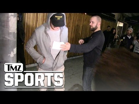 Johnny Manziel -- You Got Served ... Hit with Lawsuit While Clubbing