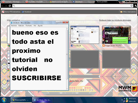 como tunear tu google chrome.