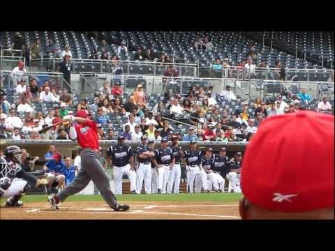 Bishop Gorman INF/RHP Joey Gallo 2011 Perfect Game All-American Classic