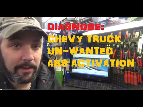 Chevy Truck ABS Problems / Unwanted ABS Activation