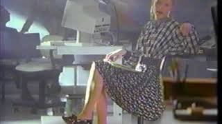 No Nonsense  - Pantyhose -  Panty Hose Commercial  - That Last  - Obstacle Course (1990)