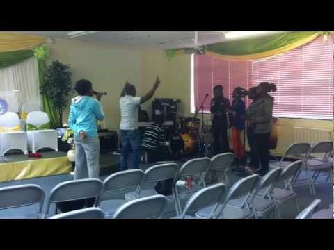 Promo Video Midlandz disciples praise and worship team part 2