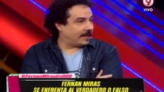 VERDADERO O FALSO - FERNAN MIRAS - PRIMERA PARTE - 22-11-13