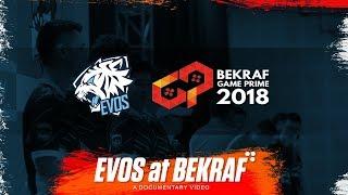 Aftermovie BEKRAF GAME PRIME 2K18 | Team Mobile Legends EVOS