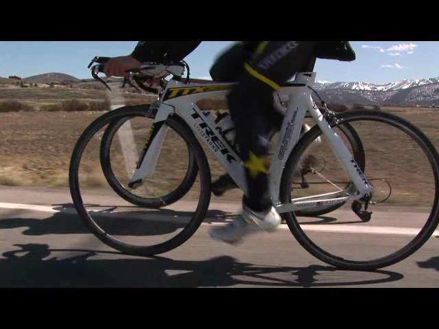 Road Cycling Tip - Perfect Pace