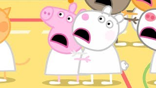 Peppa Pig Full Episodes | Gym Class 🏋️‍♂️ Cartoons for Children