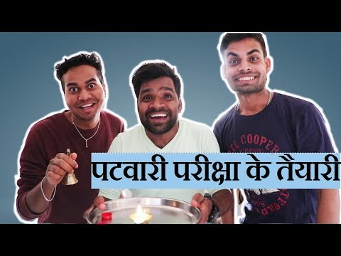 Patwari Exam Preparation By Desi Boys || CG Funny Video || Vines By Anand Manikpuri