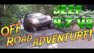 Jeep 4.7 V8 Silverdale Pay & Play Off Road Site 4x4