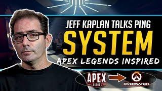 Overwatch Jeff Kaplan talks Apex Legends Ping System for Overwatch