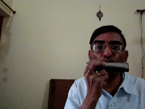 Tutorial On Harmonica For Lakdi Ki Kathi video