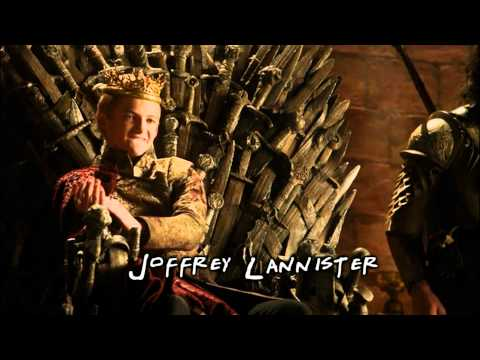 "Game of Thrones Opening - ""Friends"" Style"