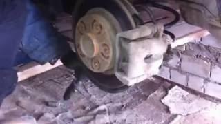 Замена Амортизаторов Задних Opel Astra H
