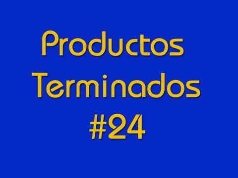Productos Terminados #24