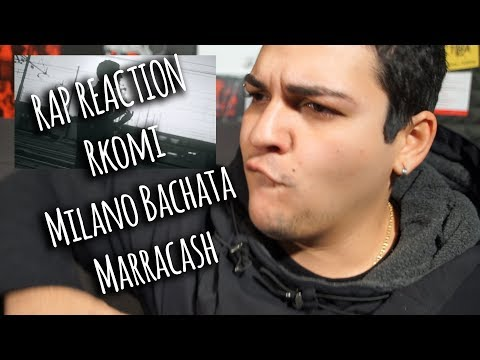 RAP REACTION • Rkomi - Milano Bachata ft. Marracash • Rizzo