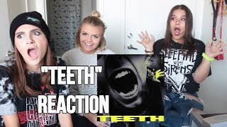 "5SOS - ""TEETH"" REACTION 