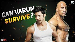 Varun Dhawan  vs The Rock  Judwaa 2 Movie Full Mat