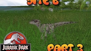 Jurassic Park Operation Genesis - Site B Happy New Year