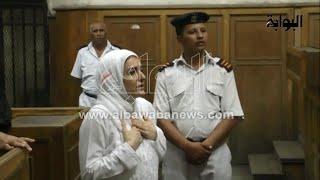 """ياسمين النرش: الضباط ضربوني في الحمام ولفقوا لي """"الحشيش"""""""