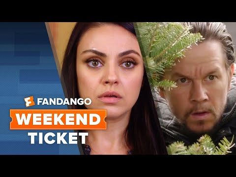 Weekend Ticket - A Bad Mom's Christmas, Daddy's Home 2, Murder on the Orient Express