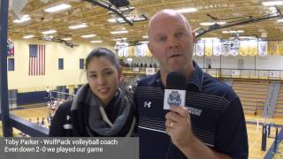 Parker, Nigl relieved to be in title game