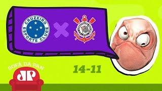 Sofá da pan - Cruzeiro X Corinthians - 14/11/18