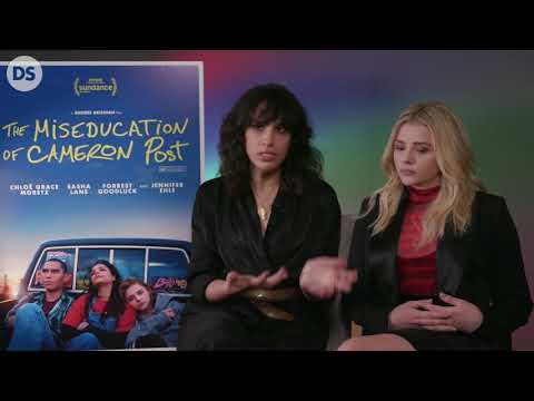 Chloe Grace Moretz On Straight Actors Playing LGBTQ+ Characters
